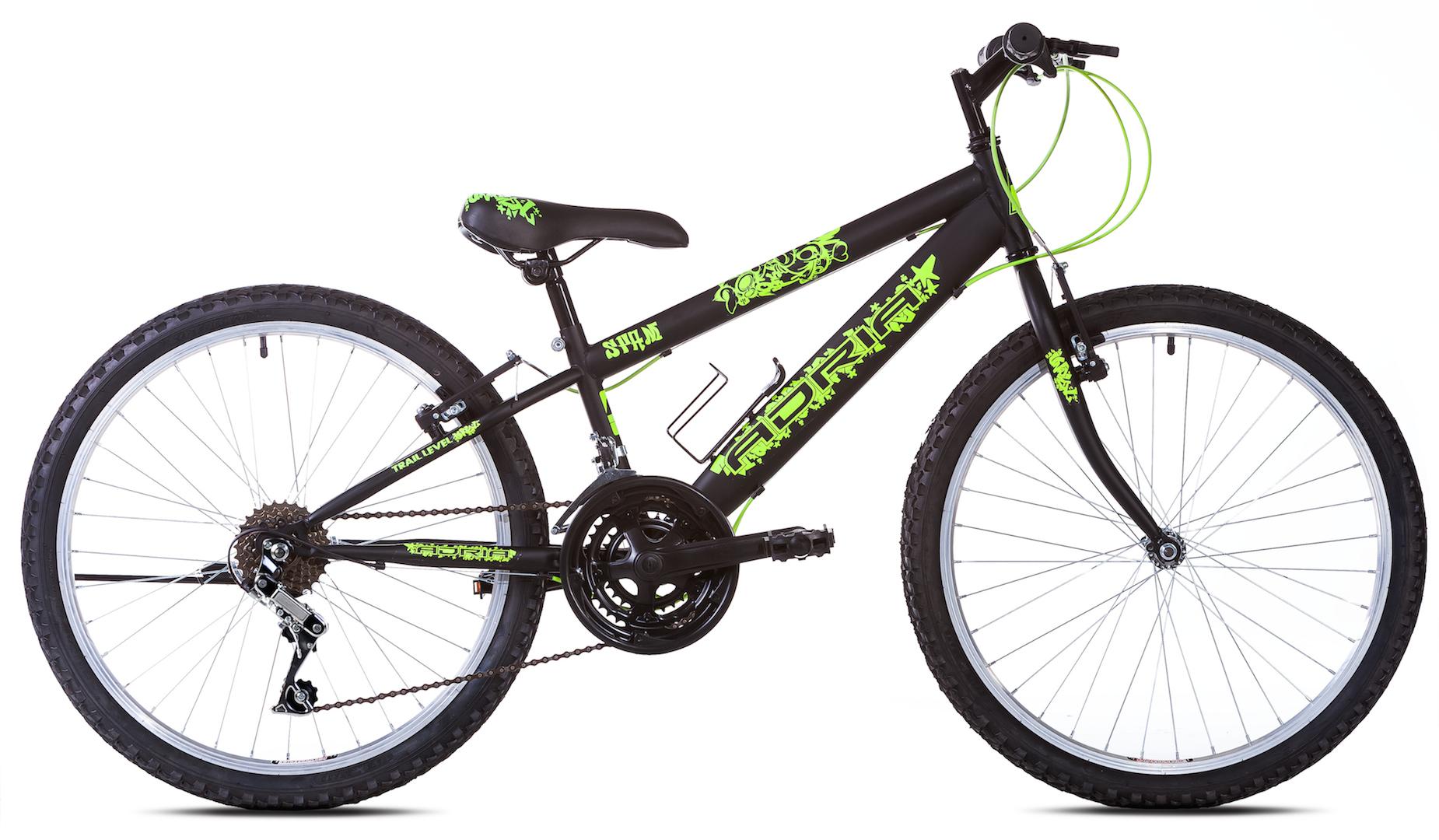 Välkända BMX 24' SPAM Cykel - Köpa billigt i online cykelaffären Velomania BE-62