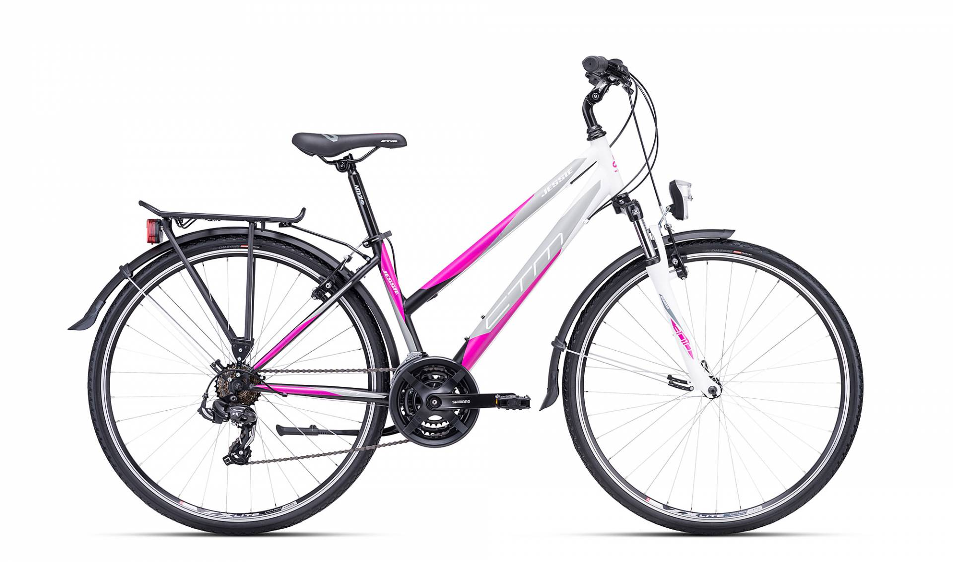 28' Jessie TREK must-lilla 18
