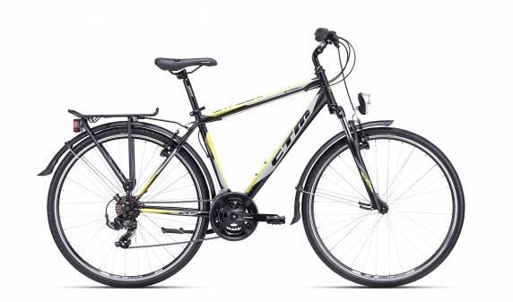 26d6635f057 28' Streem TREK must-kollane 19 CTM jalgratas Hübriid tüüp Meeste ...